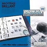 Schaubek Automatenmarken BRD/15 Felder Brillant - Sanssouci ATM-643/IIB