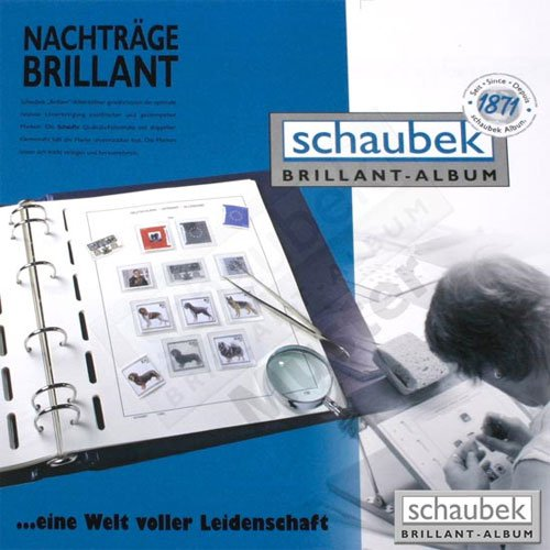 Schaubek 67050N13B Nachtrag SAFE MAIL Hermsdorf 2013 brillant