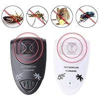 Beauty Panda Ultrasonic Pest Repeller Control Eu Plug Ultrasonic Repeller Mosqui