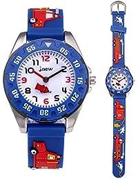 11778084473 Timemade Kid Watch 3D Cute Cartoon Silicone Wristwatches Quartz 30M Waterproof  Time Teacher for Little Girls