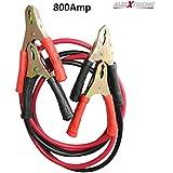AllExtreme EXJC500 Jumper Cable Set (Set of 2)