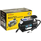 ResQTech Heavy Duty Digital Tyre Inflator and Improved Version, 2 Years Warranty