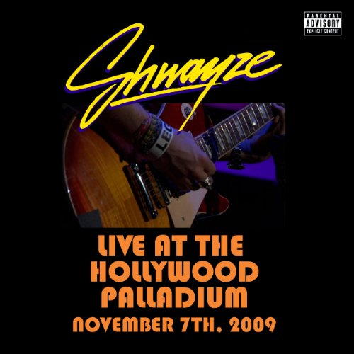 Livin' It Up (Live At The Hollywood Palladium) [Explicit]