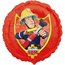 Amscan International - Globos Sam el bombero (3013301)