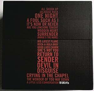 All Shook Up (Box+Single) [Vinyl Single]