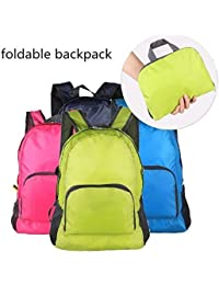 Trexee Backpack - Portable Foldable Travel Folding Capacity Mountaineering Outdoor Backpack/Folding Backpack Bag...