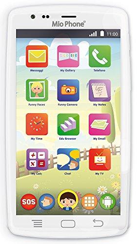 Lisciani Giochi 55678 - Mio Phone Evolution HD 5' Special Edition