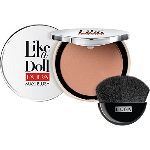 PUPA Like a Doll Maxi Blush 301 Golden Brown 9,5 g - fard