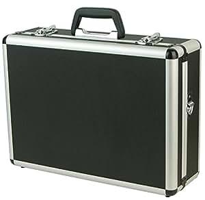 blinky 40545 10 elektriker koffer aluminium runde kanten baumarkt. Black Bedroom Furniture Sets. Home Design Ideas