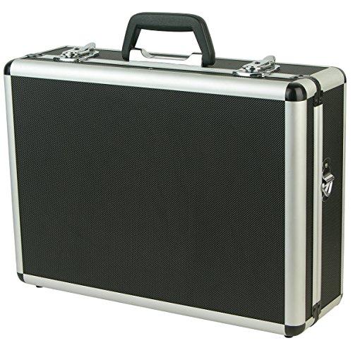 Blinky 40545-10 Valigetta Elettricista Alluminio, Spigoli Tondi