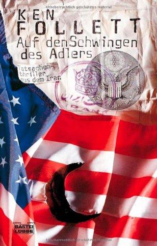 Buchseite und Rezensionen zu 'Auf den Schwingen des Adlers' von Ken Follett
