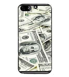 PrintVisa Designer Back Case Cover for Apple iPad Air :: Apple iPad Air Wi-Fi + Cellular :: Apple iPad 5 (USD Currency Money Value Dollars)