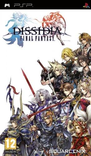 [PSP] Dissidia Final Fantasy in Italiano