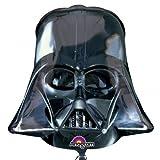 New Black Darth Vader Helmet Star Wars S...