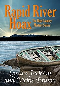 Book cover image for Rapid River Hoax