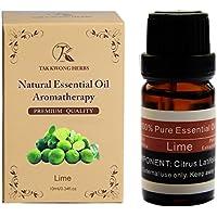 TKH-100% Pure Limette ätherisches Öl Therapeutische Natürliche Frucht Extrahiert 10 ml Duft Öl für Frauen preisvergleich bei billige-tabletten.eu