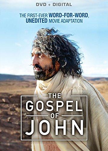 The Gospel of John - DVD + Digital
