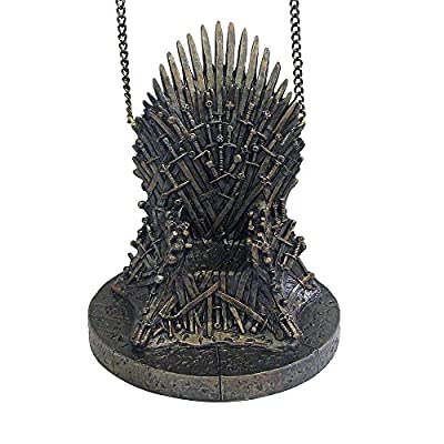 Kurt Adler Game of Thrones Resin Throne Ornament, 4.25""