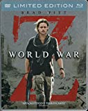 WORLD WAR Z (Ltd CE Label Steelbook) (Blu-ray+Dvd) (Edizione Italiana)