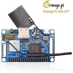 Naranja Pi 2G IOT GSM GPRS OTG Android Linux 256MB Cortex A5