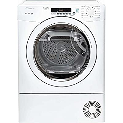 Candy GVSC10DE Freestanding B Rated Condenser Tumble Dryer in White by Hoover Group