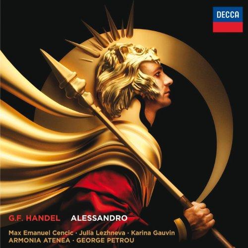 "Handel: Alessandro - Opera in 3 Acts, HWV 21 / Act 1 - Aria: ""A sprone, a fren leggiero un nobile destriero contento ubbidirà"""