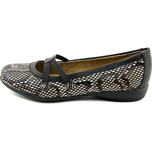 Naturalizer Go Getter Damen Rund Kunstleder Mary Janes Black Snk95