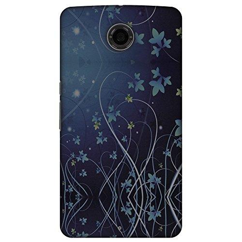 Google Nexus 6 XT1103, Motorola Nexus 6 XT1103 Designer Case Protective Back Cover Midnight Lily for Google Nexus 6 XT1103, Motorola Nexus 6 XT1103 - MADE IN INDIA  available at amazon for Rs.849