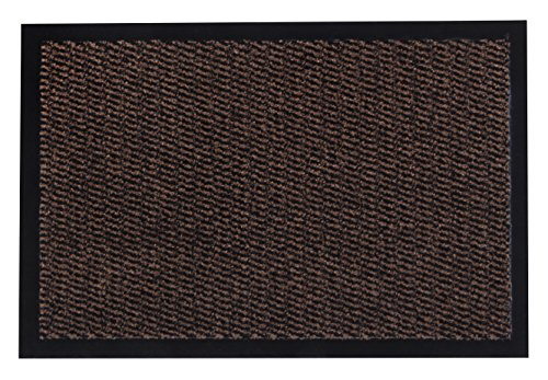 andiamo Schmutzfangmatte, Fußmatte aus Polypropylen – Indoor/Outdoor geeignet - in 60 x 80 cm...