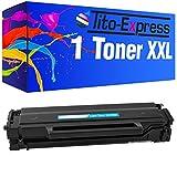 PlatinumSerie® 1 Toner XXL kompatibel zu Samsung MLT-D111S 1.500 Seiten Schwarz