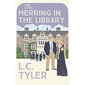 Herring in the Library (The Elsie and Elthelred Series)