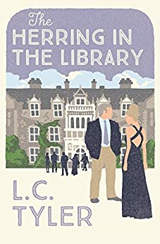 Herring in the Library (The Herring Mysteries) by [Tyler, L C]