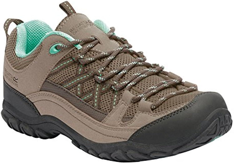 Regatta Great Outdoors - Edgepoint II- Scarpe da camminata - Donna (37 EU) (Mocassino Ghiaccio) | Stile elegante  | Uomini/Donna Scarpa