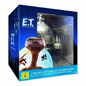 E.T. - Der Außerirdische [Limited Edition mit Raumschiff] (Steelbook) [Blu-ray]