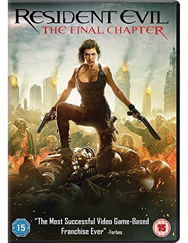 Resident Evil: The Final Chapter [UK Import]