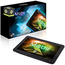 Point of View Mobii 1025 16GB Black - Tablet (Tableta de tamaño completo, IEEE 802.11n, Android, Pizarra, Android, 4.2 Jelly bean)