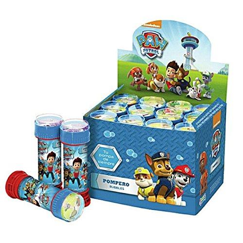 Patrulla Canina - Pack de 12 Juguetes Super Boom (Caramelos La Asturiana JJ10)