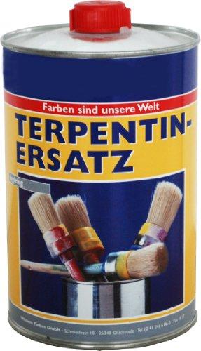 Preisvergleich Produktbild TERPENTINERSATZ 1 LTR.