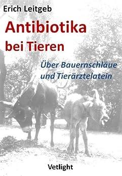 Antibiotika bei Tieren