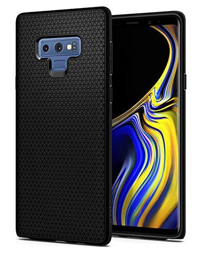 "Spigen Liquid Air 6.4"" Funda Negro - Fundas para teléfonos móviles (Funda, Samsung, Galaxy Note 9, 16,3 cm (6.4""), Negro)"