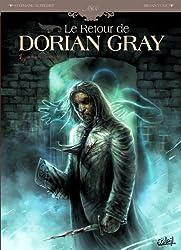 Le retour de Dorian Gray T01: La sacre d'invisible 1er