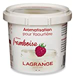 Lagrange 380670 Lot de 6 Aromatisation Framboise pour Yaourts