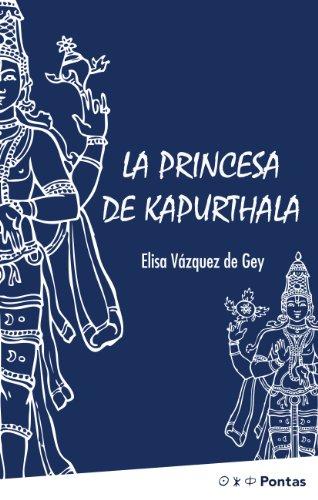 La Princesa de Kapurthala por ELISA VÁZQUEZ DE GEY