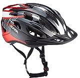 Alpina Radhelm MTB 14, Black/Red/White, 54-58, 9696132