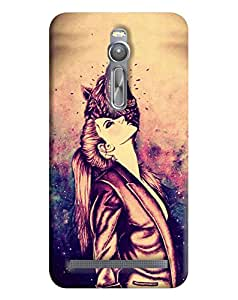 Asus Zenfone 2 Cover , Asus Zenfone 2 Back Cover , Asus Zenfone 2 Mobile Cover By FurnishFantasy™