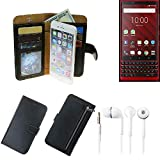 K-S-Trade® Wallet Case Protective Pocket For Blackberry