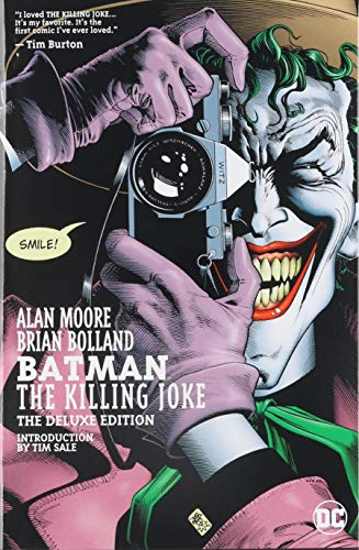 Batman - The Killing Joke. Deluxe Edition editado por Random House Inc.