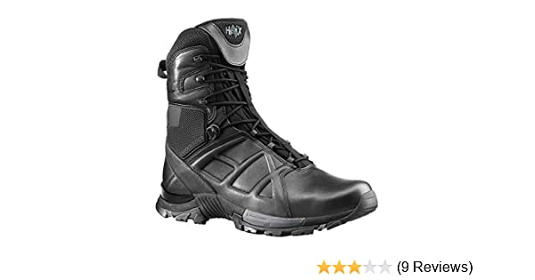 Arbeitskleidung & -schutz Haix Einsatzstiefel Polizei/zoll Grösse 44 Schuhe & Stiefel