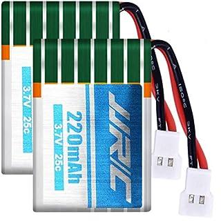 allcaca Akku Batterie für Mini Drohne, 2 Stück