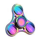 Syourself Titanium Alloy Tri-Spinner Hand Fidget Toy